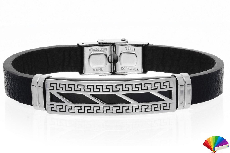 Bangle Leather:2BLZ269