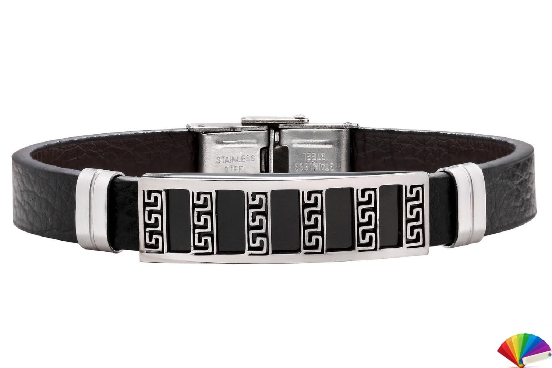 Bangle Leather:2BLZ278