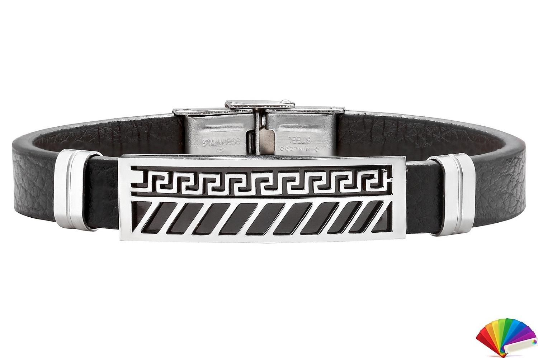 Bangle Leather:2BLZ280