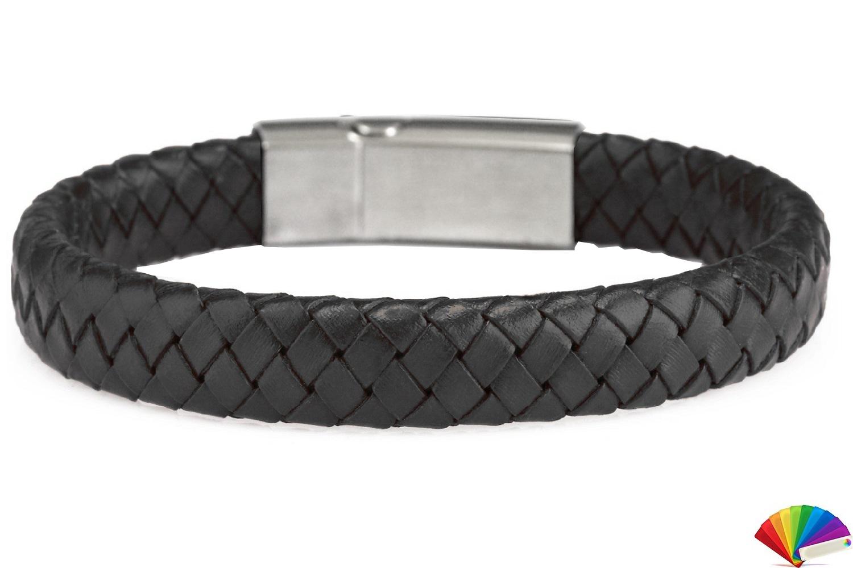 Bangle Leather:2BLZ411