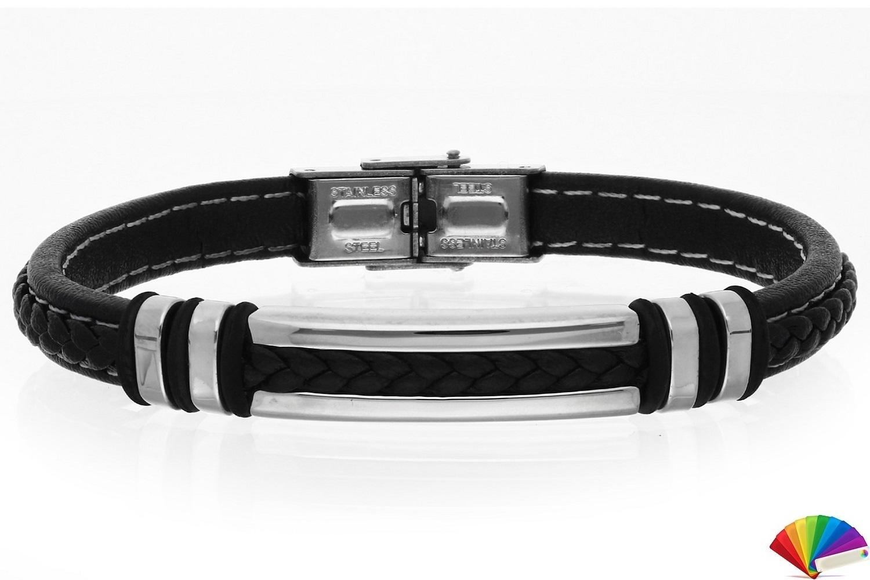 Bangle Leather:2BLZ512