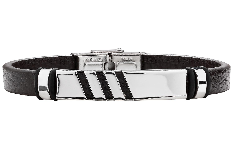 Bangle Leather:2BLZ609