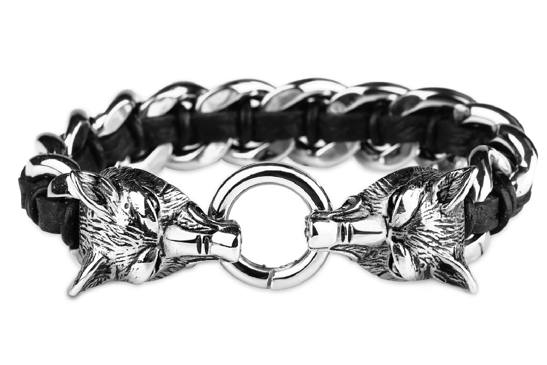 Bangle Leather:4BLZ256