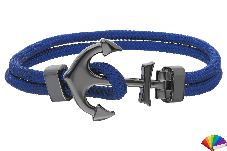 Bracelet:B263 / Black & Blue