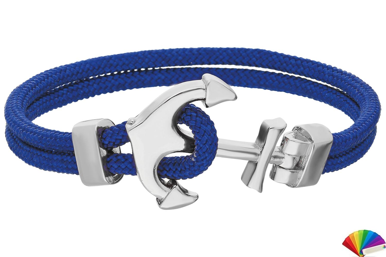Bracelet:B263 / Steel&Blue