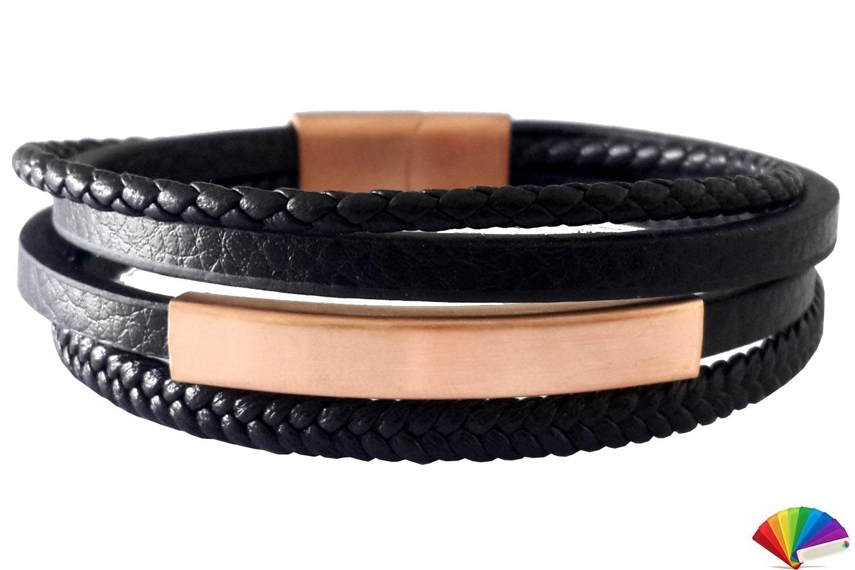 Bangle Leather:BLZ1108B