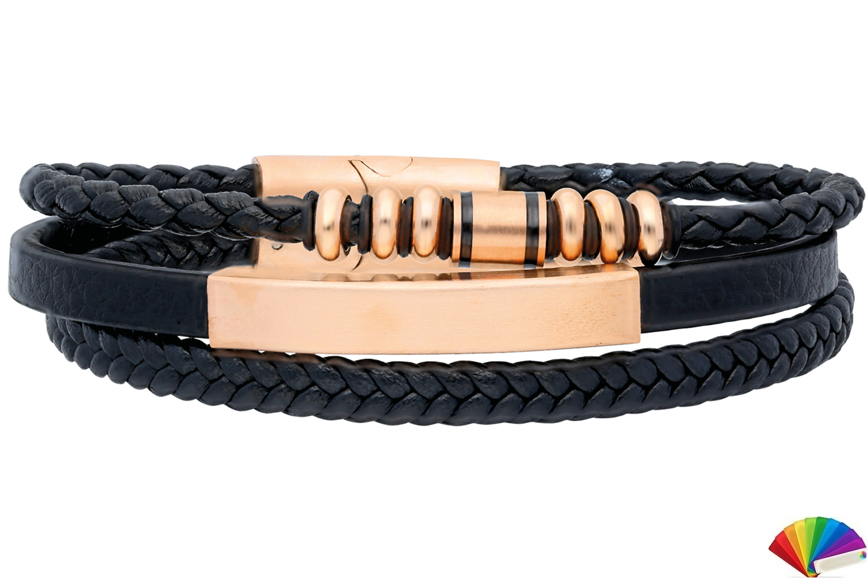 Bangle Leather:BLZ1414