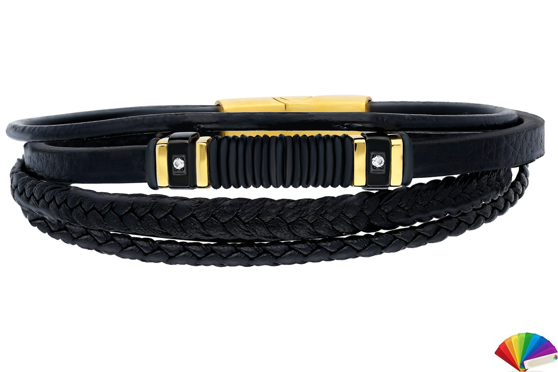 Bangle Leather:BLZ1553