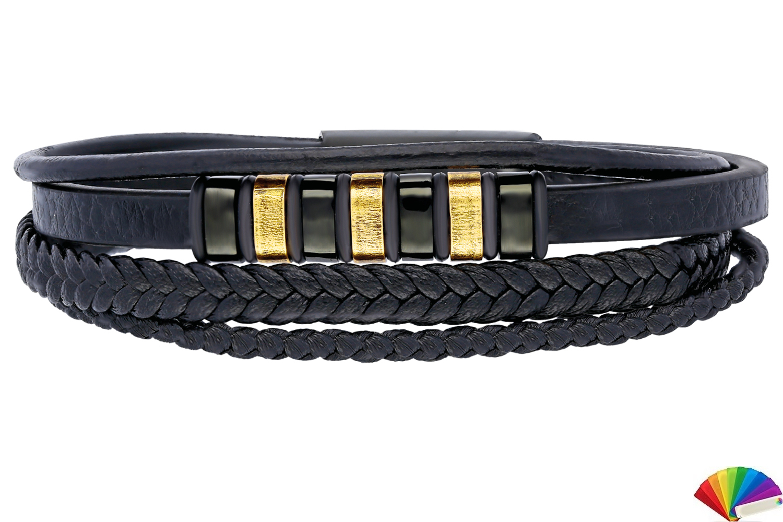 Bangle Leather:BLZ1556