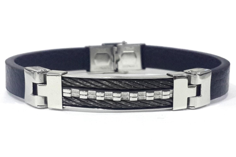 Bangle Leather:BLZ755B
