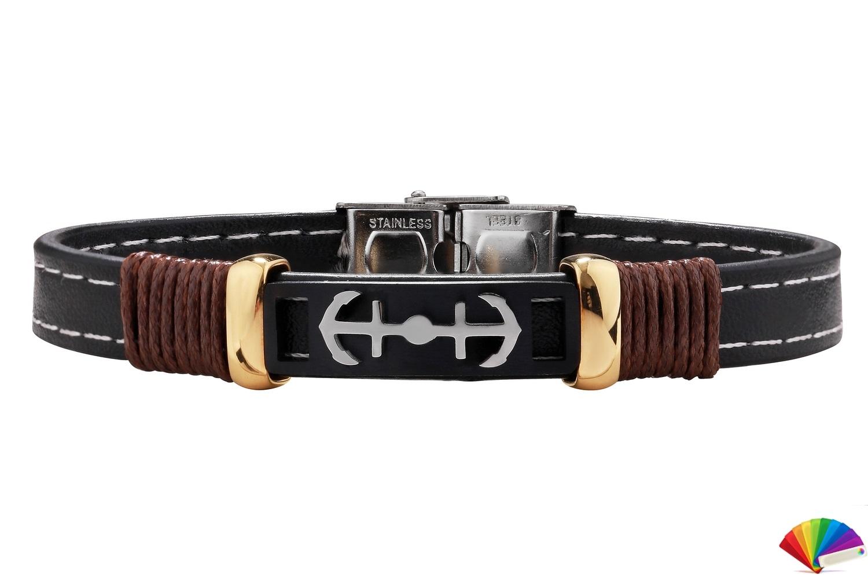 Bangle Leather:BLZ989B