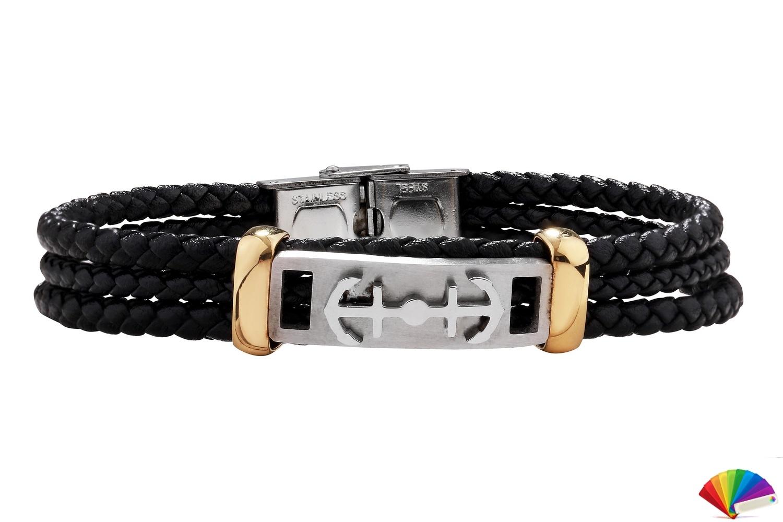 Bangle Leather:BLZ989