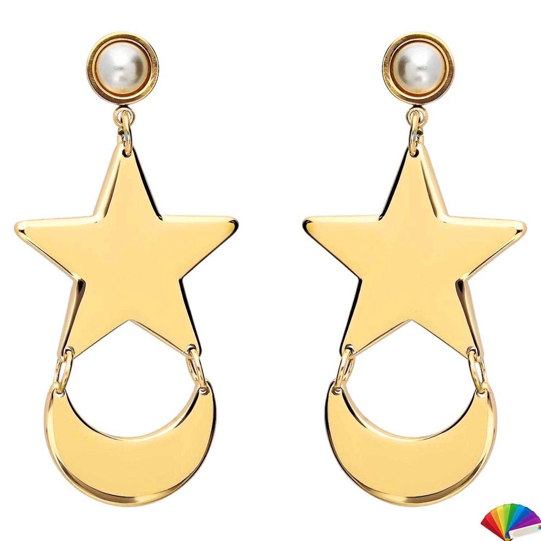 Earring:E214