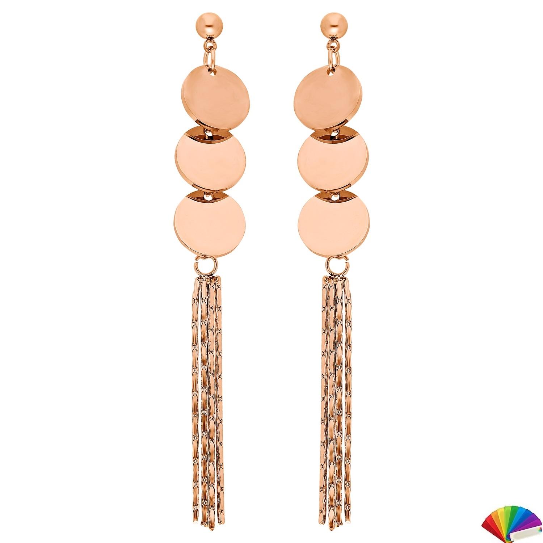 Earring:E236 / Rose