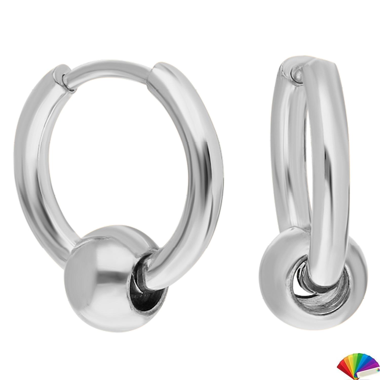 Earring:EH126-13 / Steel