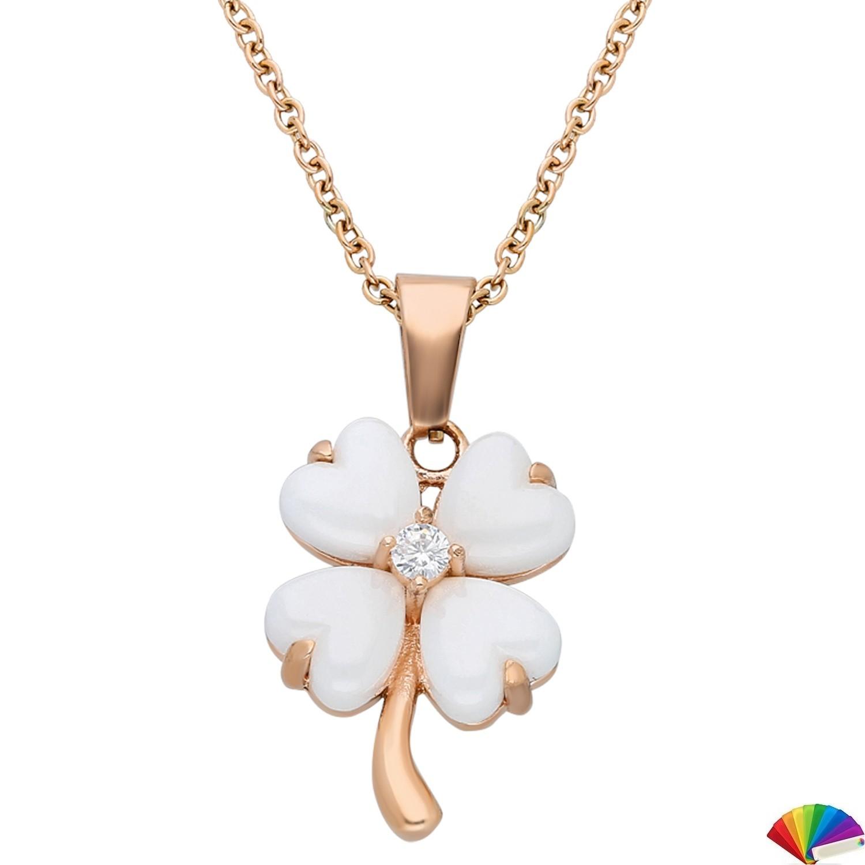 Ceramic Necklace:NC106
