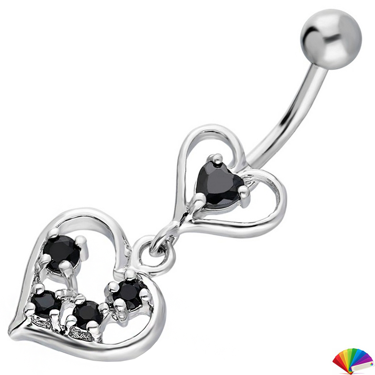 Belly Piercing:PRG080A