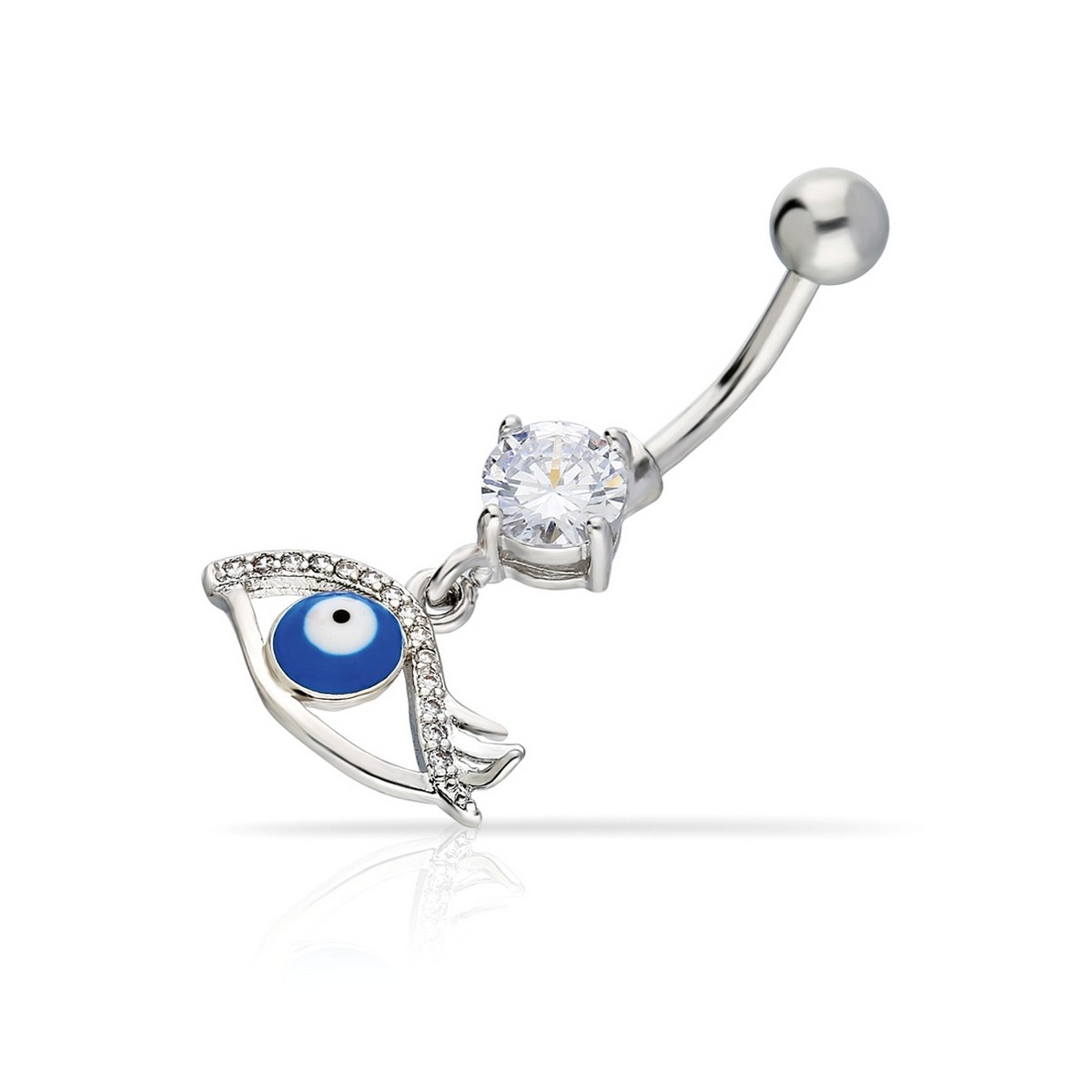 Belly Piercing:PRG127A