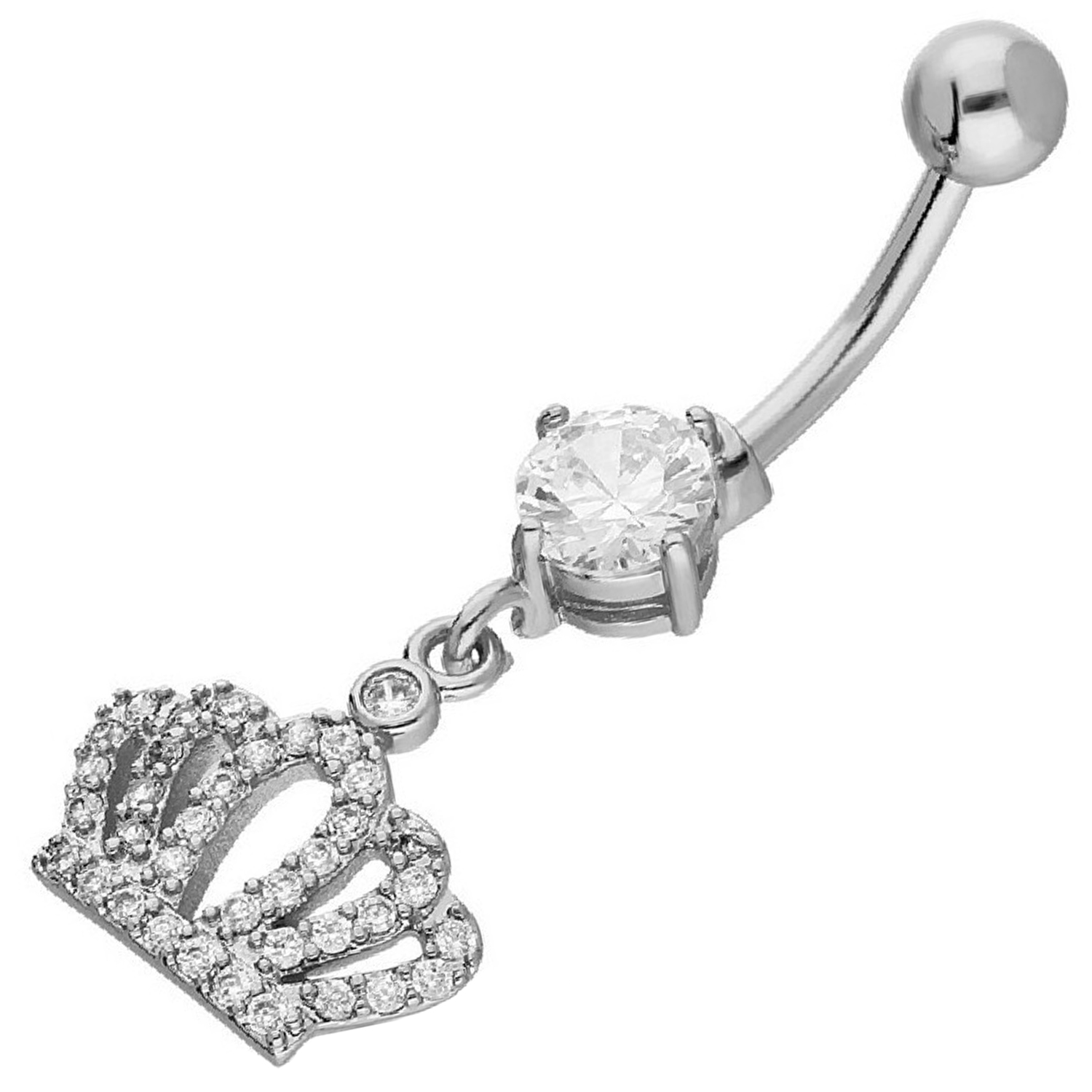 Belly Piercing:PRG140A