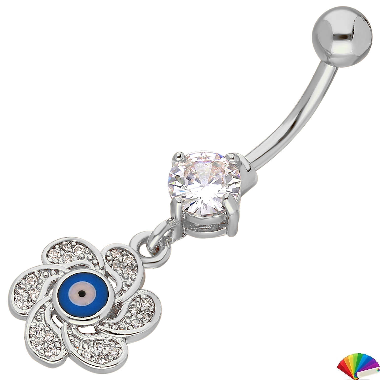 Belly Piercing:PRG225A